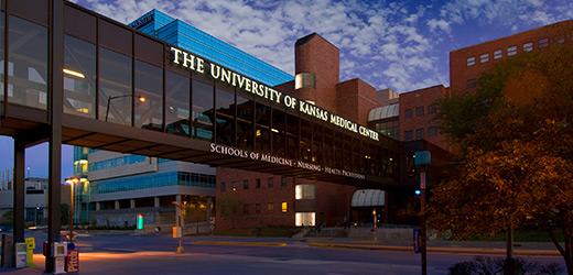 Kansas University Medical Center Building